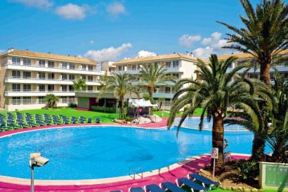 Mallorca Rocks - Fiesta Tropico Swimming Pool & Main Building