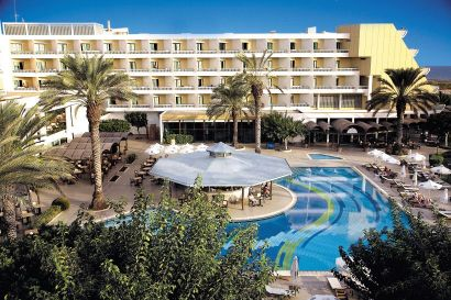 TUI SENSIMAR Pioneer Beach Hotel Main Building & Swimming Pool