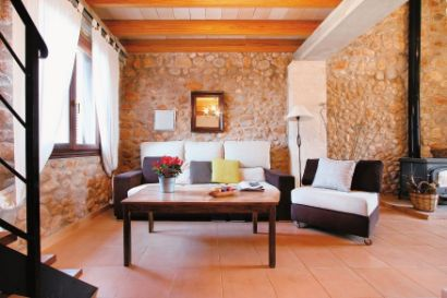 Villa Frare - Living Room